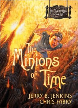 The Minions Of Time Wormling Series 4 By Jerry B border=