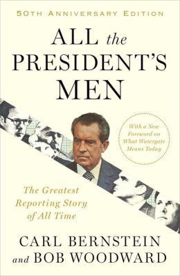 All the President's Men Summary & Study Guide