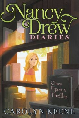 Nancy drew diaries books in order