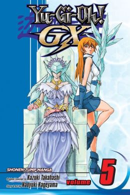 Yu-Gi-Oh! GX, Vol. 5 Naoyuki Kageyama