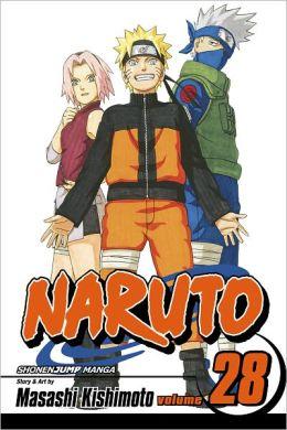 Naruto, Vol. 28: Homecoming Masashi Kishimoto