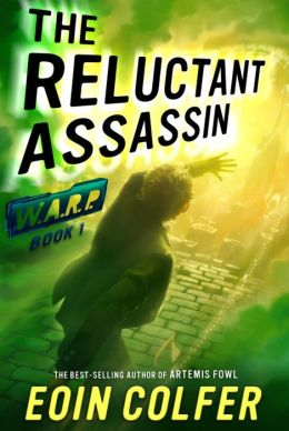 The Reluctant Assassin - Eoin Colfer
