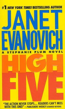 What is the order of janet evanovich books