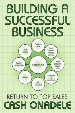 Building a Successful Business: Return to Top Sales Cash Onadele