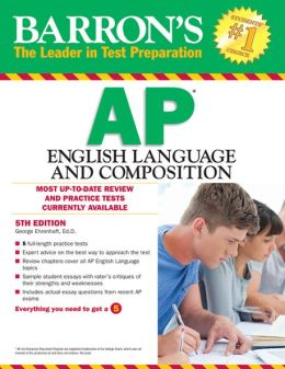 Best AP English Language and Composition Books To Score a 5