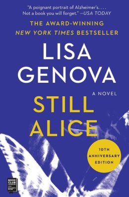 Author of book still alice