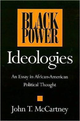 Essays on american ideologies