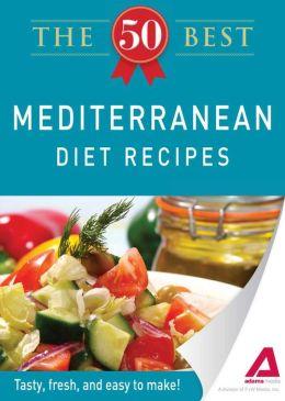 Favorite Mediterranean Diet Cookbooks (part 1)