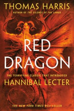 The hannibal lecter book series