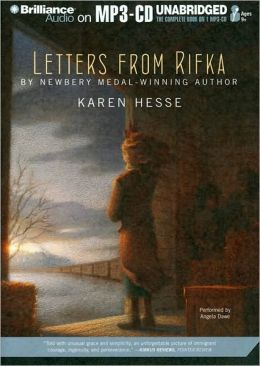 Letters from Rifka by Karen Hesse | 9781441818133 | Audiobook | Barnes ...