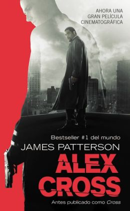 Alex cross novel series books