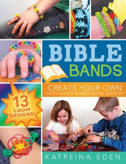 Bible Bands: Rubber Band Jewelry