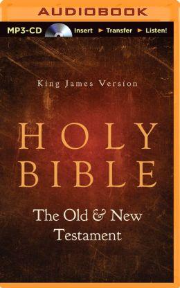 King james bible old testament books