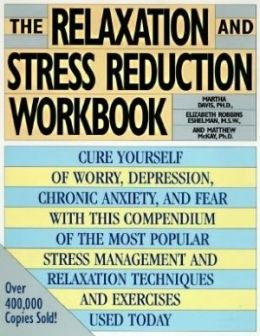 Stress the reduction relaxation workbook and pdf
