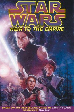 Thrawn trilogy graphic novel