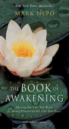 The Book of Awakening: Having the Life You Want Being Present in the Life You Have
