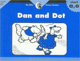 Dan and Dot's Rainy Day, Itty Bitty Phonics Reader (Itty Bitty Phonics Readers) Rozanne Lanczak Williams