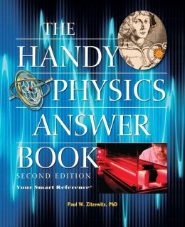 Physics answer book