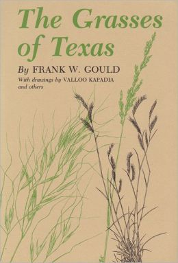 Grasses of Texas Frank W. Gould