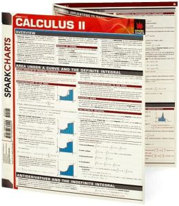 Calculus II (SparkCharts) - pleassioeqa's soup