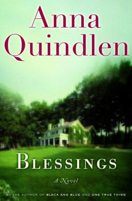 published essays by way of anna quindlen blessings