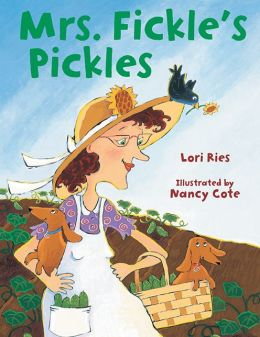 Mrs. Fickle's Pickles Nancy Cote