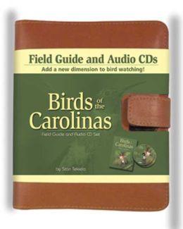 Birds of the Carolinas Field Guide and Audio CD Set Stan Tekiela