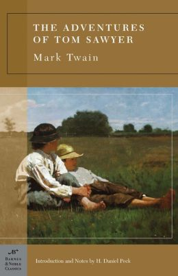 An analysis of the book the adventures of tom sawyer by mark twain