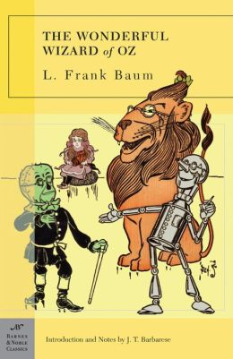 The wonderful wizard of oz book characters