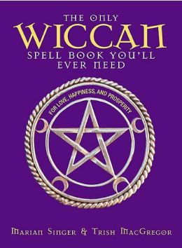 The only wiccan spell book you ll ever need