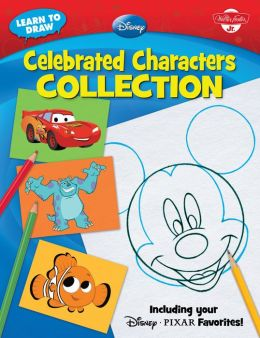 Learn to Draw Disney Celebrated Characters Collection ...
