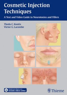 Cosmetic Injection Techniques: A Text and Video Guide to Neurotoxins and Fillers Theda C Kontis and Victor G. Lacombe