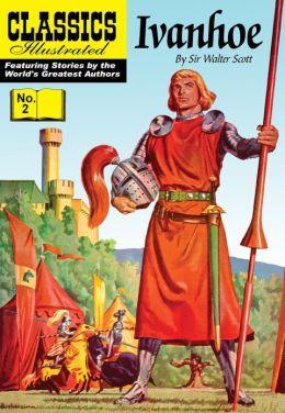 Ivanhoe by sir walter scott book