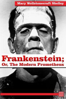 English frankenstein prometheus
