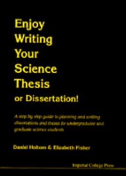 Writing your thesis in word