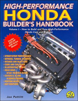 high performance honda builders handbook volume