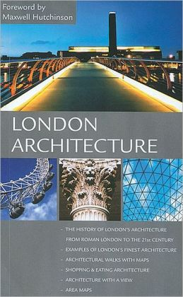 London Architecture Marianne Butler and Maxwell Hutchinson