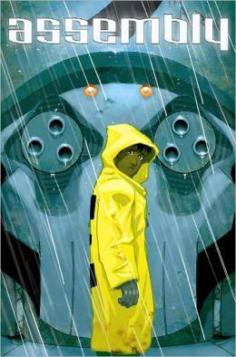Assembly Pocket Manga Sherard Jackson