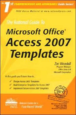 ms access 2007 templates - the rational guide to microsoft office access 2007