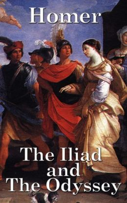 Faith in the characters of the story the iliad by homer