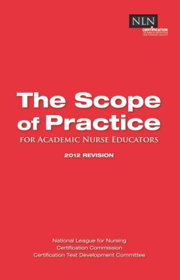 Scope of Practice National League for Nursing