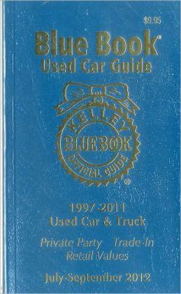 Kelley blue book price my used car