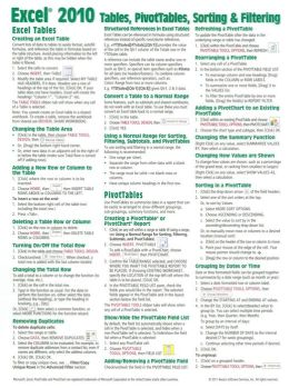 Excel guide user microsoft pdf