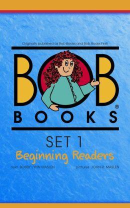 Bob books set 1 beginning readers