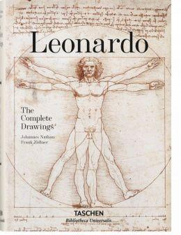 Leonardo da Vinci: The Graphic Work by Frank Zollner